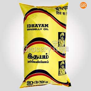 Idhayam Gingelly Oil 1 Ltr