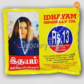 Idhayam Gingelly Oil 50 ml