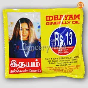 Idhayam Gingelly Oil 50 ml