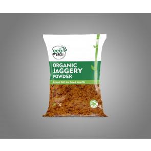 Eco Fresh Organic Jaggery 1 Kg