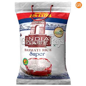 India Gate Basmati Rice - Super 1 Kg