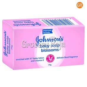 J & J Baby Blossoms Soap 75 gms