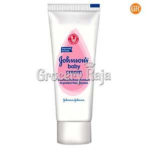 J & J Baby Cream 50 gms