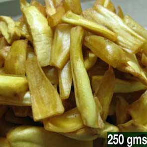 Jack Fruit Chips (பலாப்பழம் சிப்ஸ்) 250 gms