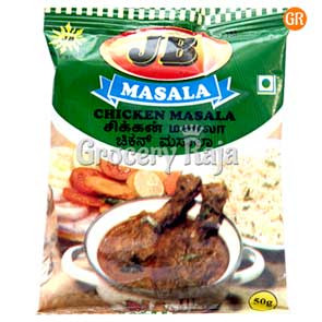 JB Chicken Masala 50 gms