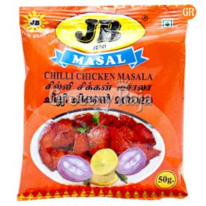 JB Chilli Chicken Masala 50 gms