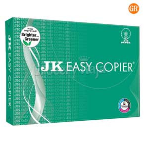 JK Copier A4  Paper - 70 GSM 500 Sheets