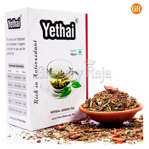 Yethai Joint Pain Reliever Green Tea 100 gms