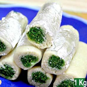 Kaju Pista Roll (முந்திரி பிஸ்தா ரோல்) 1 Kg