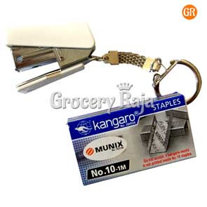 Kangaro Mini Stapler with Pin - Combo Pack