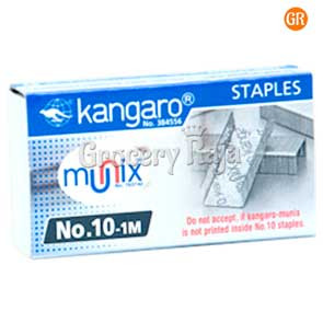 Kangaro Stapler Pins No.10-1m