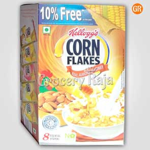 Kelloggs Real Almond & Honey 300 gms
