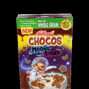 Kelloggs Chocos Moons & Stars 350 gms