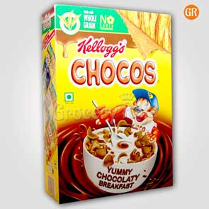 Kelloggs Chocos - Chocolaty Breakfast 125 gms