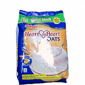Kelloggs Heart To Heart Oats 1 Kg
