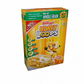 Kelloggs Honey Loops 300 gms