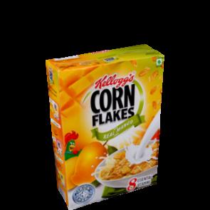 Kelloggs Real Mango Puree Corn Flakes 300 gms