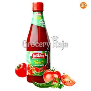 Kissan Chilli Tomato Ketchup 200 gms