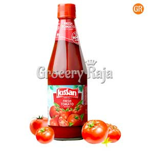 Kissan Fresh Tomato Ketchup 200 gms + Rs 6 OFF