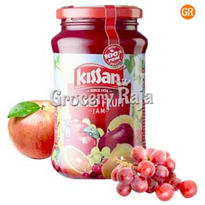 Kissan Mixed Fruit Jam 200 gms