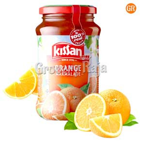 Kissan Orange Marmalade Jam 200 gms