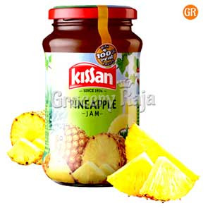 Kissan Pineapple Jam 200 gms