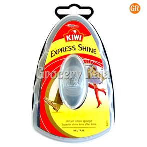 Kiwi Express Shine Black Instant Sponge 1 pc