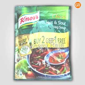 Knorr Chinese Hot & Sour Veg Soup 39 gms