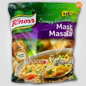Knorr Mast Masala Soupy Noodles Rs.15