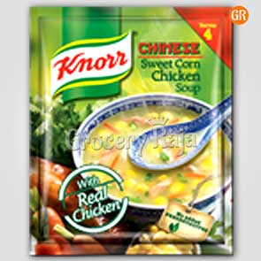 Knorr Chinese Sweet Corn Chicken Soup 46 gms