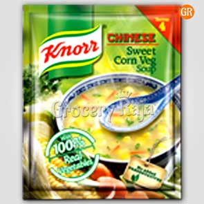 Knorr Chinese Sweet Corn Veg Soup 47 gms