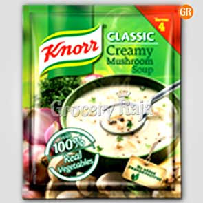 Knorr Classic Creamy Mushroom Soup 50 gms