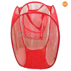 Net Laundry Bag - Mesh Laundry Basket for Dirty Clothes 1 pc