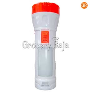 LED Torch Light TVR-C628 3W [14 CARDS]