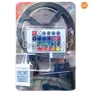 LED Strip Light Multicolor 5 Meters with Remote