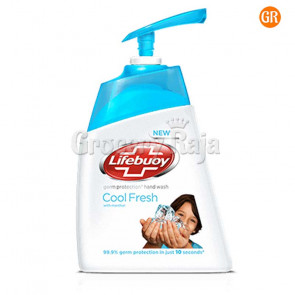 Lifebuoy Cool Fresh Handwash  215 ml Pump