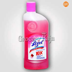 Lizol Disinfectant Floor Cleaner - Floral 200 ml