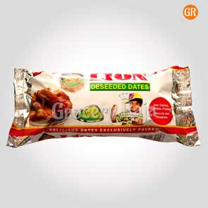 Lion Deseeded Dates Pouch 200 gms