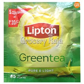 Lipton Green Tea Pure & Light 5 Bags