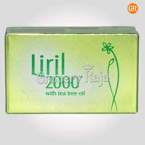 Liril 2000 Soap With Tea Tree Oil 125 gms