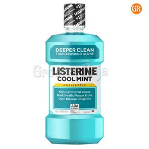 Listerine Cool Mint Mouthwash 80 ml