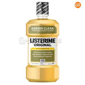 Listerine Original Mouthwash 80 ml