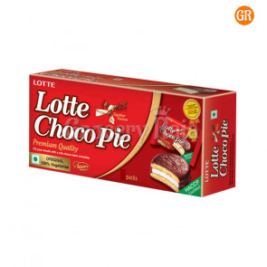 Lotte Choco Pie Cake 12 Packs