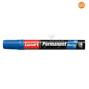 Luxor Refillable Permanent Marker - Blue