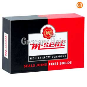 M-Seal Regular Epoxy Compound 100 gms