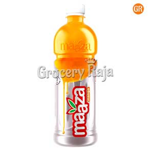 Maaza Soft Drink 600 ml Bottle