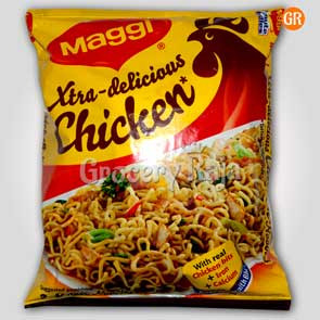 Maggi Xtra Delicious Chicken Noodles 76 gms