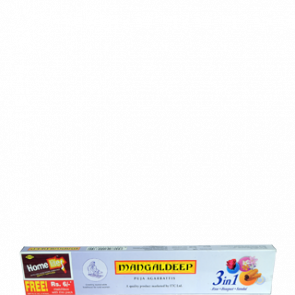 MangalDeep 3 IN 1 Agarbatti 100 Sticks