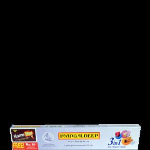 MangalDeep 3 IN 1 Agarbatti 100 Sticks