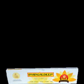 MangalDeep 5in1 Agarbatti 25 Sticks